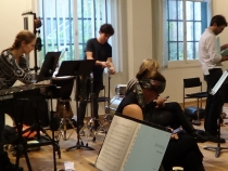 The Healer - Orchestral Rehearsal (03) - 15 Oct 14