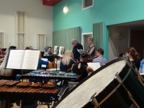 The Healer - Orchestral Rehearsal (05) - 15 Oct 14
