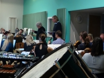 The Healer - Orchestral Rehearsal (07) - 15 Oct 14