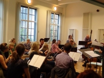 The Healer - Orchestral Rehearsal (09) - 15 Oct 14