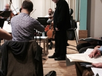 The Healer - Orchestral Rehearsal (10) - 15 Oct 14