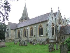 St Mary's Bramshott